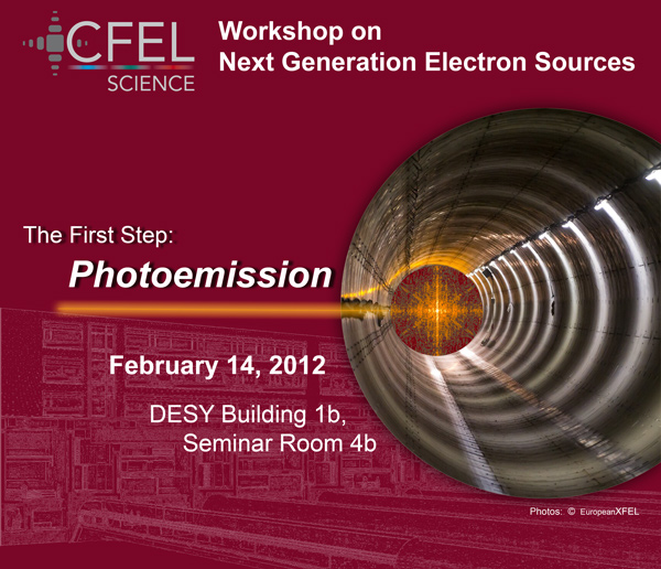 workshop on next generation electron sources 2012